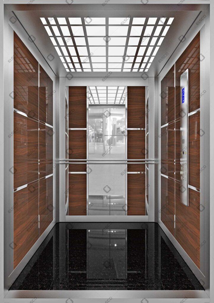 asansör kabin modelleri